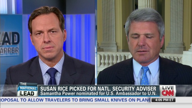 McCaul: I question Susan Rice pick