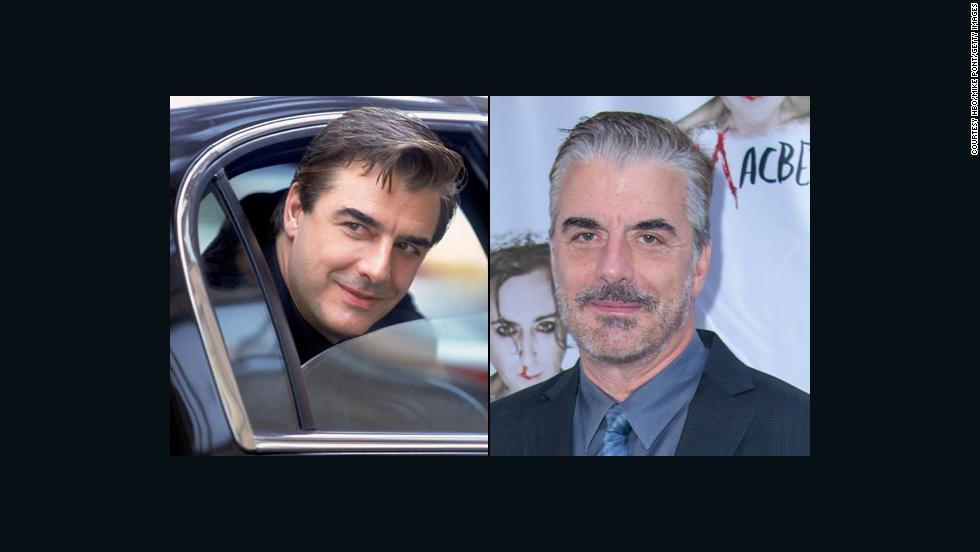 """Swoon! We all loved to love and hate Mr. Big for how he treated Carrie. Actor Chris Noth also made a name for himself via the """"Law & Order"""" franchise, where he played Detective Mike Logan on both the original series and the spinoff """"Law & Order: Criminal Intent."""" He currently stars as Peter Florrick on CBS' """"The Good Wife."""""""