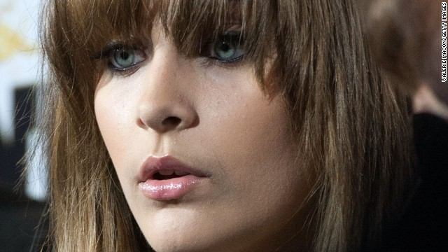 Paris Jackson's 'cry for help'