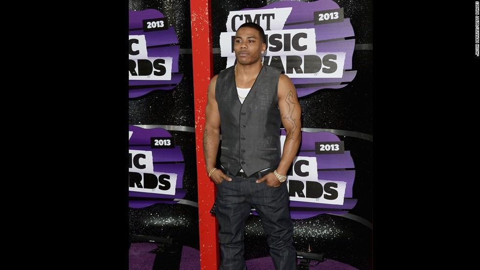 Musician Nelly