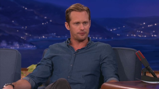 'True Blood' star cool with being naked