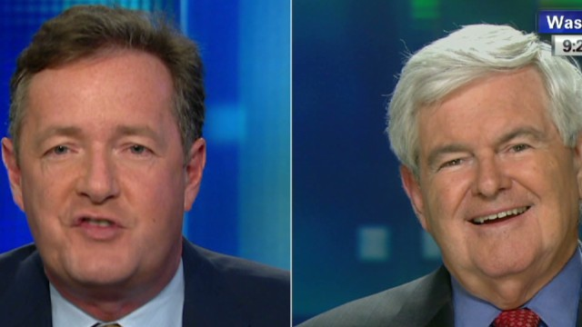 Gingrich: I don't trust big government