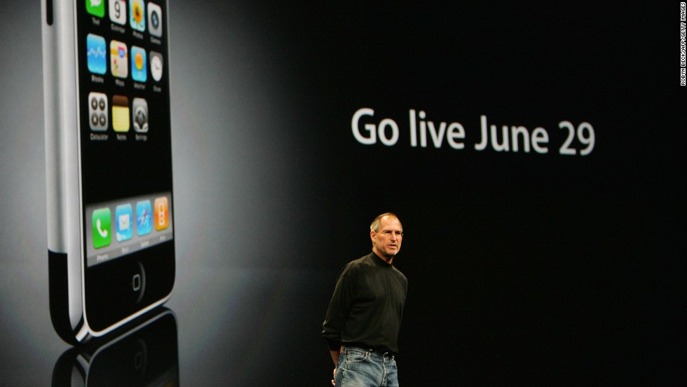 This WWDC marked the launch of the original iPhone, which had been unveiled at an event in January of that year. The phone went on sale in the United States three weeks later, on June 29.