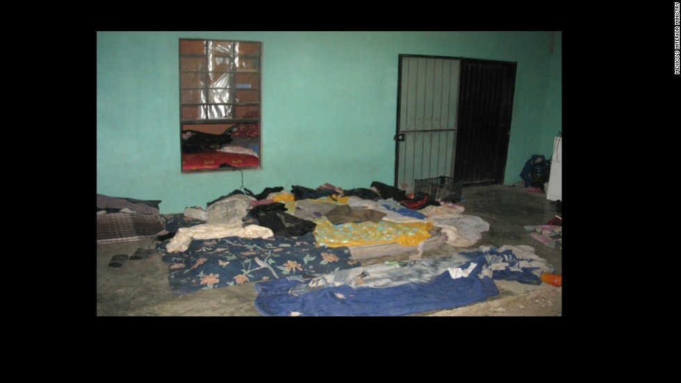 The victims were held for weeks in squalid conditions as their captors demanded money from their families, officials said.