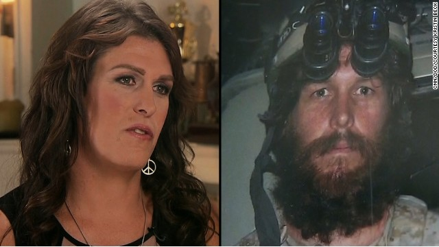 Ex-Navy SEAL: Transgender is my journey