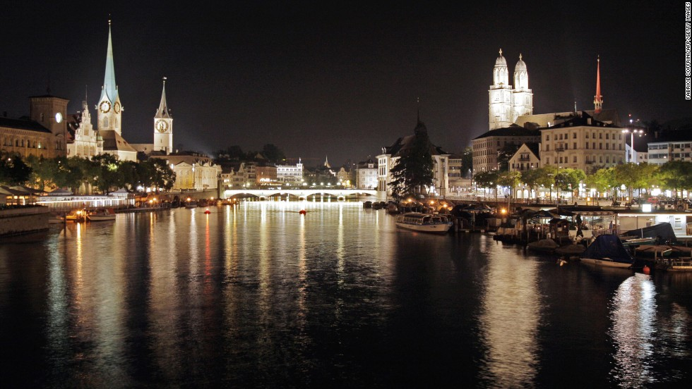 Zurich's good Samaritan levels also left something to be desired with four out of 12 wallets returned.
