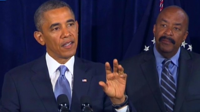 Obama: Nobody is listening to your calls