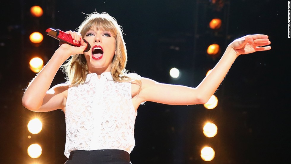 "Taylor Swift's ""Red,"" released in October 2012, was so strong it kept rocking right through 2013. Songs such as ""I Knew You Were Trouble,"" ""Red"" and ""22"" are tracks that are tailor-made for singing at the top of your lungs. Swift rode this album all the way to the bank. And, for that matter, to the No. 8 spot on our readers' favorites list."