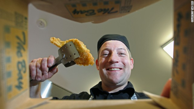 The Bay, Britain's best fish and chip shop ... officially