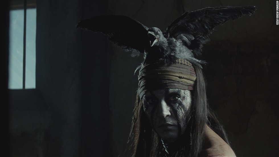 "Johnny Depp promised to ""reinvent"" Tonto's relationship with ""The Lone Ranger"" in 2013's summer flop of the same name, but audiences were wary. Casting Depp to begin with was sketchy, considering that the actor is not a Native American (although he does claim some Native ancestry). <a href=""http://entertainment.time.com/2013/07/03/johnny-depp-as-tonto-is-the-lone-ranger-racist/"" target=""_blank"">That fact coupled with ""Lone Ranger's"" characterization of Tonto</a>, which critics called heavily reliant on stereotypes, made Depp's promise <a href=""http://jezebel.com/5891904/johnny-depp-takes-tonto-character-from-racist-to-merely-culturally-insensitive"" target=""_blank"">a nonstarter</a>."