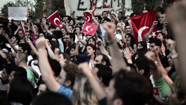 Are protests in Turkey a new Arab Spring?
