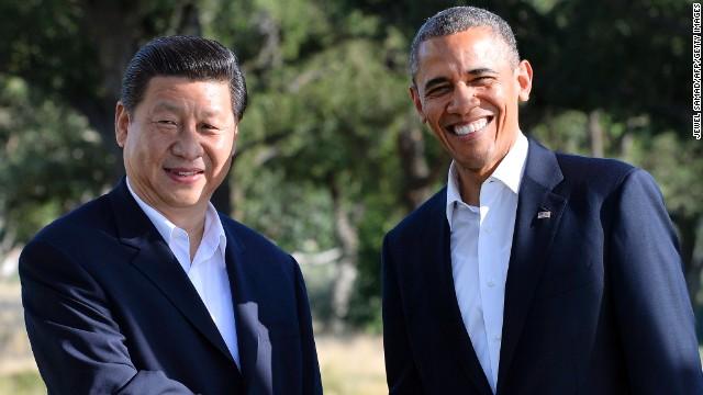 U.S.- China summit under way