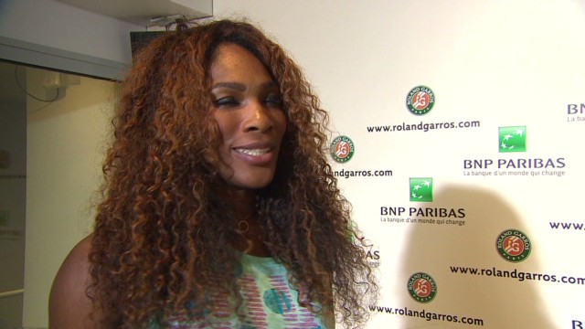 Williams wins 2nd French Open title
