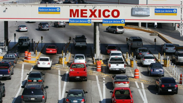 Despite a U.S. government travel warning, 20 million Americans traveled to Mexico in 2011.