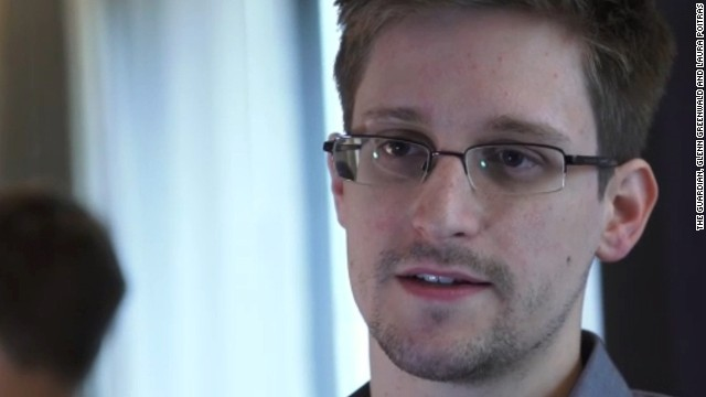 Where is NSA leaker Edward Snowden?
