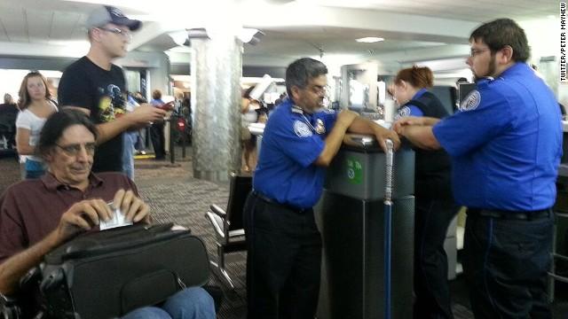 'Chewbacca' vs. the TSA