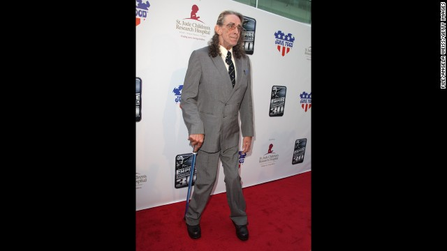 Peter Mayhew at Arclight Cinema on May 19, 2010, in Los Angeles.