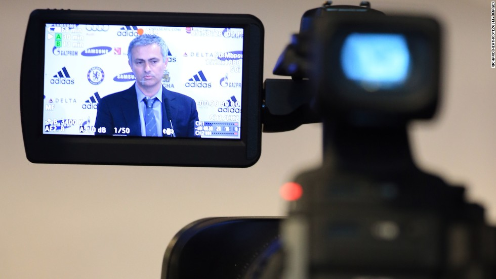 "The conference was attended by some 250 journalists, eager for more of the headlines that featured at his first unveiling back in 2004, when he dubbed himself as ""Special One."""