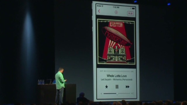 Critic: iTunes Radio a Pandora knockoff