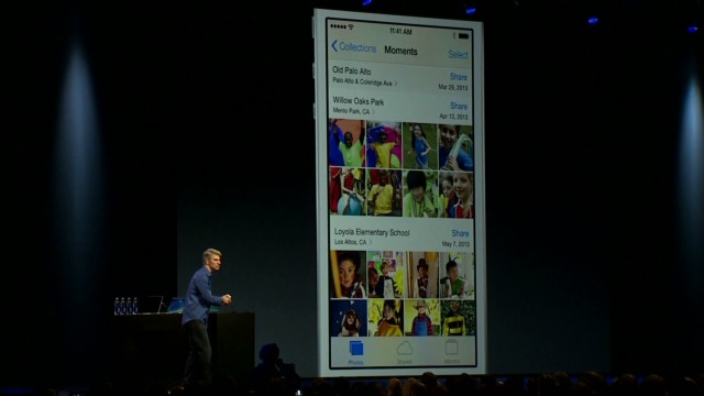 Apple's iOS gets new look