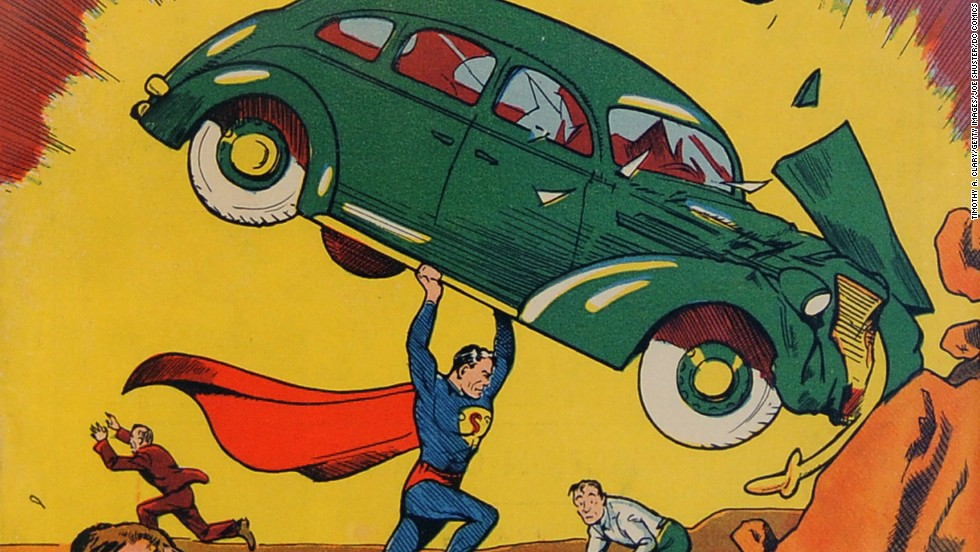 "In 1938's first issue of ""Action Comics,"" the world got its first glimpse of a superhero, and it was never the same again. Superman soon became an icon - not ""just of truth, justice and the American way"" - but a symbol of good for billions of people, through their childhood and beyond. Super-fans told CNN their stories of what the character has meant to them over the years. (Superman is a DC Entertainment character and DC is owned by Time Warner, also the owner of CNN.)"