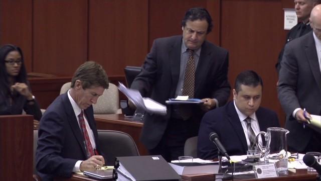 Jury selection begins in Zimmerman trial