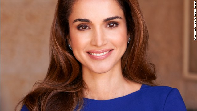 Queen Noor And Queen Rania Queen Rania of Jordan