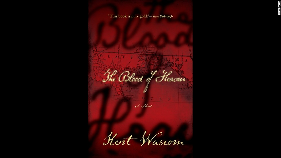 """<strong>(Available Now) </strong>This summer is filled with new names, but Kent Wascom's debut, """"The Blood of Heaven,"""" is an assured one. The young writer paints a portrait of frontier life in the South through the eyes of Angel Woolsack, a preacher's son and violent robber who traverses brutal terrain at the turn of the 19th-century."""