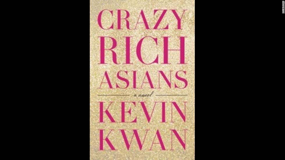 "<strong>(Available Now) <a href=""http://www.youtube.com/watch?v=EuSTV7-_EmY"" target=""_blank""></strong>Described as</a> a ""fun, jet-setting romp through Asia,"" author Kevin Kwan has made a riotous debut with his novel, ""Crazy Rich Asians."" The families at the heart of the novel are ""fabulously wealthy,"" something that Chinese-American Rachel Chu discovers when she hops a plane to Singapore and encounters her boyfriend's insanely opulent lifestyle."
