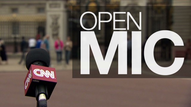 Open Mic: Royal baby