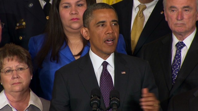 Obama: Bill is tough on border security