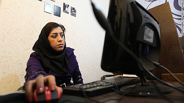 The freedom to tweet in Tehran