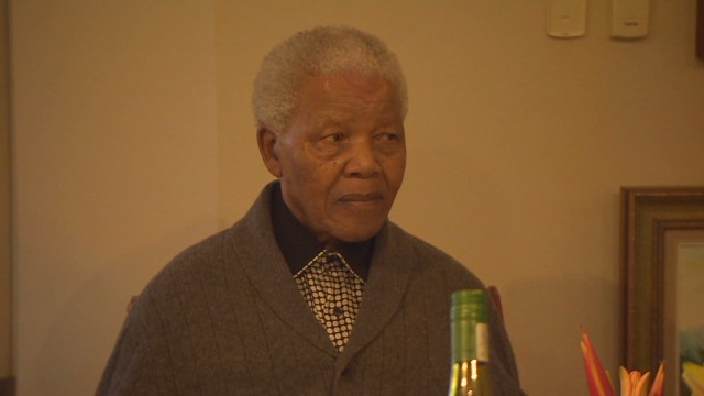 Prayers for Mandela in South Africa