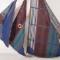 Sonic fabric sails