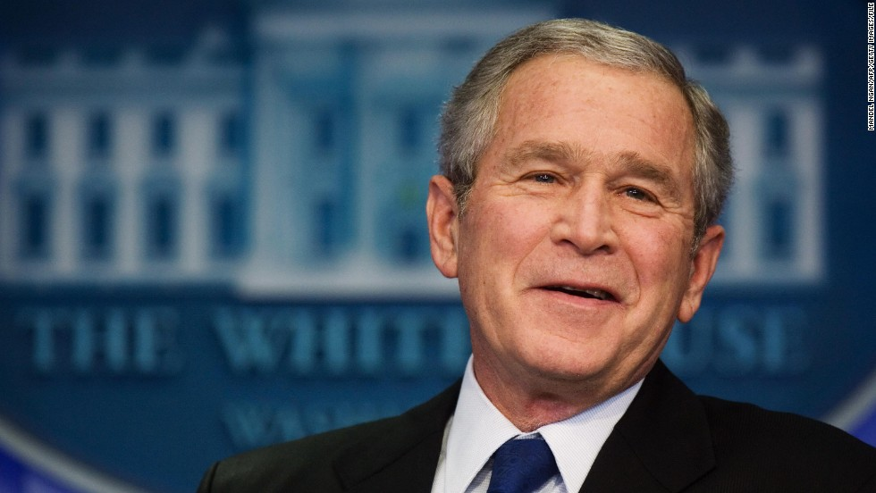 The polarizing 43rd U.S. president topped the list. The busiest period of editing was in the days before Bush's 2004 re-election. It got so bad that Wikipedia froze Bush's page, as well as that of Democratic rival John Kerry.