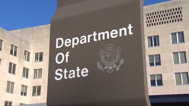 State Department making a laughingstock of the US and President Trump