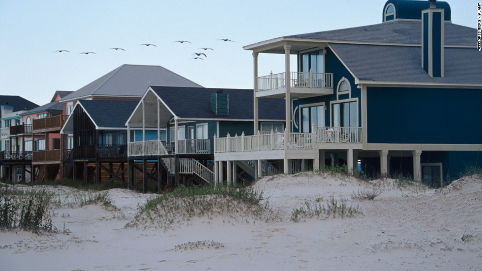 Gulf Shores, Alabama, is close to the Bon Secour National Wildlife refuge and is a mainstay of the American seafood industry.