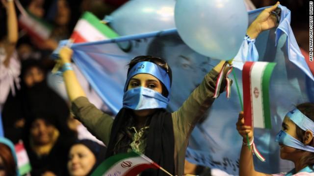 Erin Burnett previews her trip to Iran