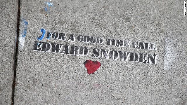 Inside the mind of Edward Snowden