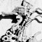 Fyrkuna Metalworks seahorse