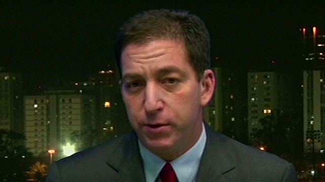 Greenwald 'staggered' by King accusation