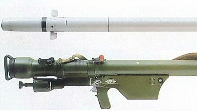 Report: al Qaeda missile manual found