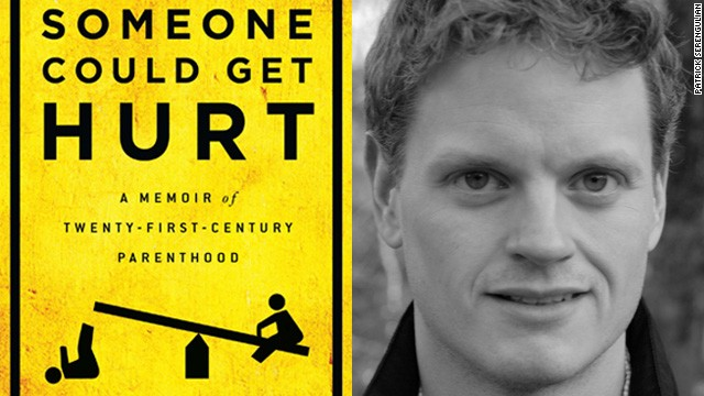 "Having a child almost die has made ""Someone Could Get Hurt"" writer Drew Magary far less cynical, he admits."
