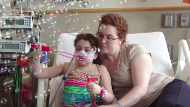 Sarah Murnaghan gets new lungs