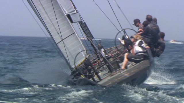 Part 2: Russian owners compete at RC44