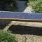 solar sun table smart home