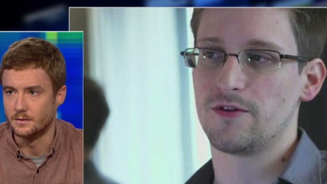 Inside the mind of Edward Snowden