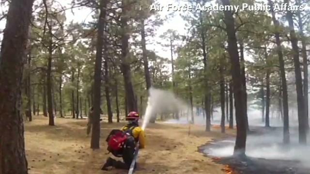 Most destructive fire in Colorado history