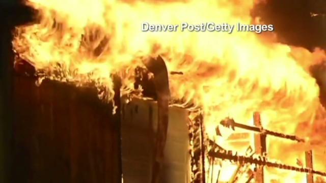 Colorado wildfires turn deadly