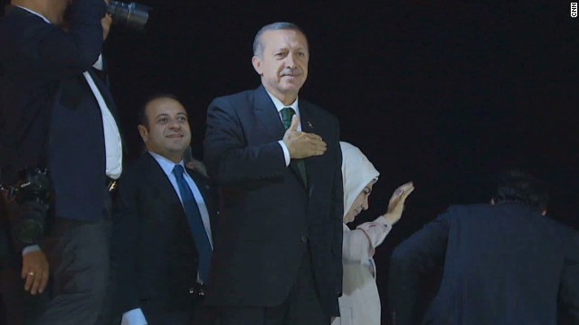 Erdogan supporters dismiss protesters